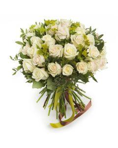 Summer Hush Rose Bouquet