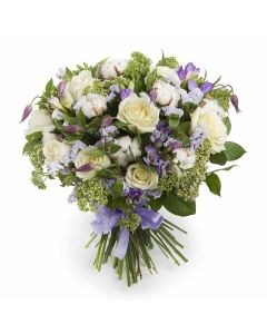 Muted Grace Rose Bouquet