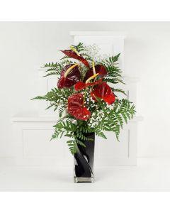 Wild & Free Antheurium Bouquet