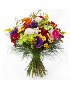 Secret Garden Mixed Floral Bouquet