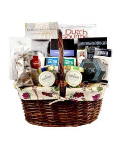 The Classy Snacking Gift Basket