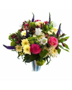 Tropical Shine Mixed Bouquet