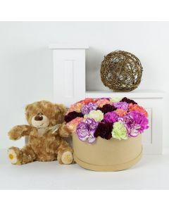 You Make Me Smile Flower Gift