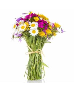 Be A Wildflower Daisy Bouquet