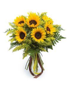 Summer Glory Sunflower Bouquet