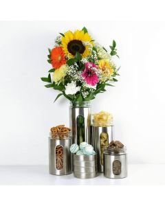 Delightfully Unique Mixed Floral Gift