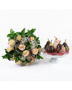 Fragrant & Fresh Floral Gourmet Gift Set