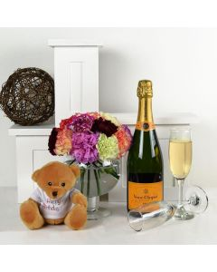 Making Memories Flowers & Champagne Gift