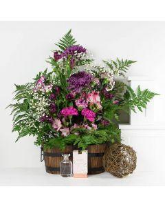 Mixed Gardenia Floral Gift Set