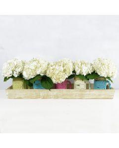 Pops of Joy Floral Centerpiece