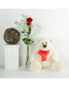 Sending You My Love Rose Gift