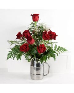 Spread The Cheer Rose Gift