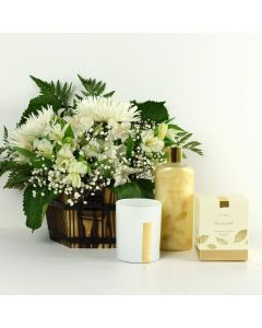 Thymes Beauty Spa & Floral Gift Set