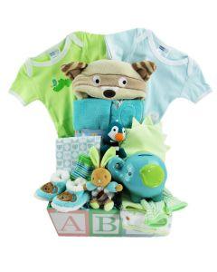 ABC Baby Gift Basket