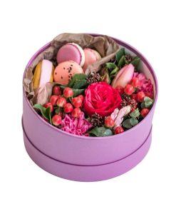 French Soirée Floral Gourmet Box Set