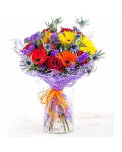 Exotic Eden Mixed Floral Bouquet