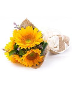 Let Your Light Shine Sunflower Bouquet
