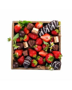 Chocolate Dipped Strawberries to Devour
