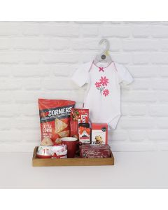 The New Parents Snack Platter, Gourmet Gifts