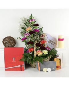 Thymes Beauty Chocolate & Flower Gift