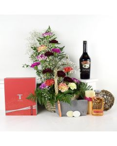 Thymes Beauty Bailey's & Flower Gift